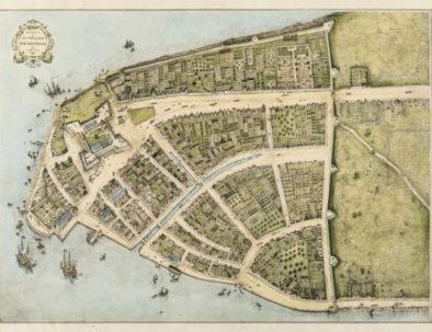 Castello Plan