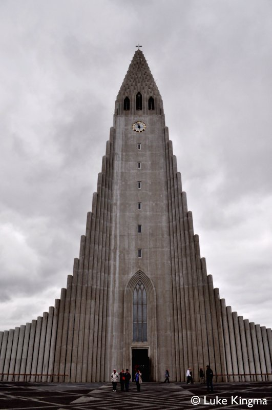 Photo Essay: The Churches of Iceland