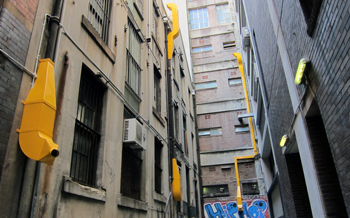 Off the Grid, Exploring the Sydney Laneway