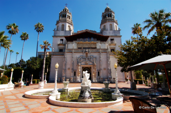 An Exercise in Opulence: Hearst Castle