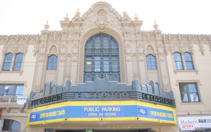 Architecture Spotlight: Movie Palaces in the Mission District
