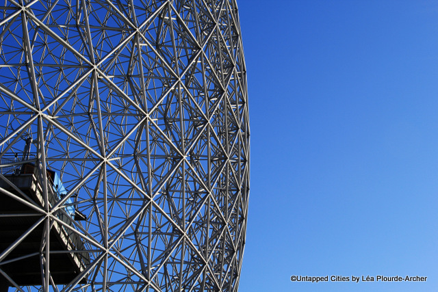 Untapped Cities - Remnants of Expo 67 - The Biosphere