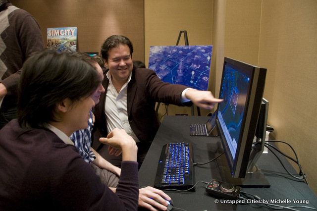 SimCity Launch NYC W Hotel-2
