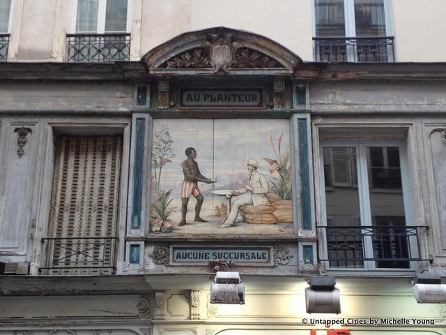 Au Planteur-Paris-Rue Montorgueil-Aucune Succursale