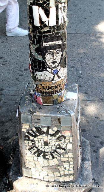 Mosaic trail 8th Street Jim Power 13-East Village NYC New York-Untapped Cities
