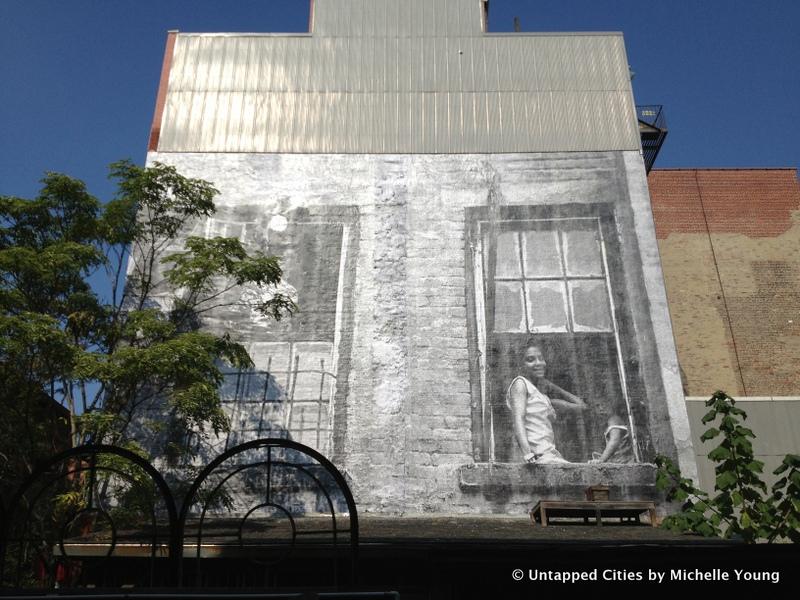 Elizabeth-Street-Garden-JR-Street-Art-Nolita-NYC-Community Garden-006