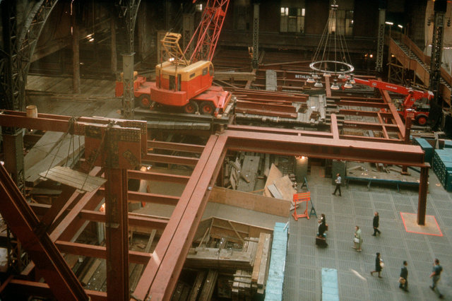 Penn Station Demolition-Photo-Norman McGrath-3