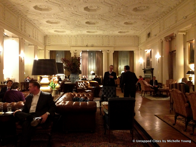 Photos Inside the Yale Club of NYC