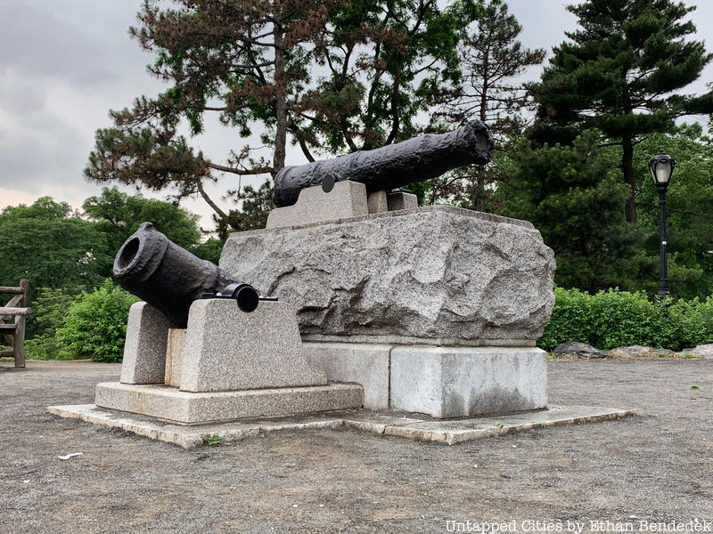 5 Historic War Cannons Still Visible in NYC