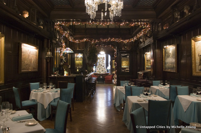 Inside Nyc S Gilded Age National Arts Club In Gramercy
