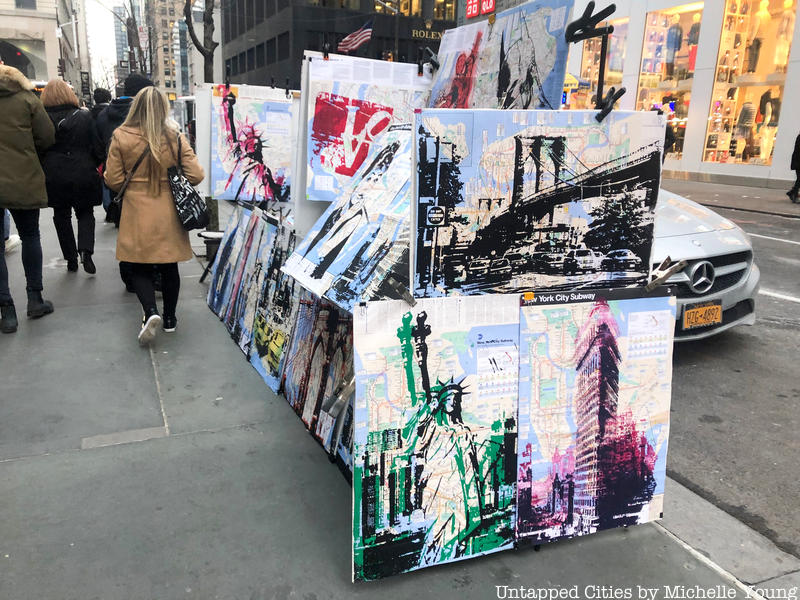 Street Vendors Of Art Targeted By New York City Policy Bring Up Questions About First Amendment Rights