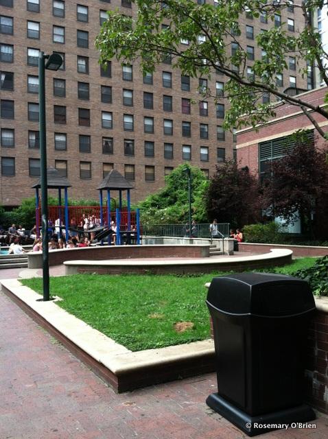 Concerto Apartments-200 West 60th St-POPS-Pocket Parks-Upper West Side-NYC