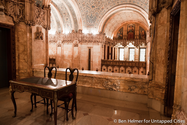 Top 10 Secrets Of The Woolworth Building In Nyc Untapped
