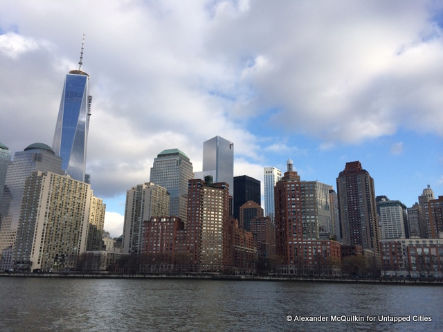 Circumnavigate Manhattan on an Architectural and Historical Tour of NYC's Waterfront