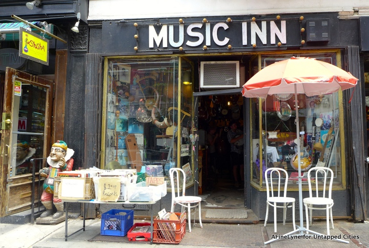 The Music Inn: Making Music in Greenwich Village Since 1958