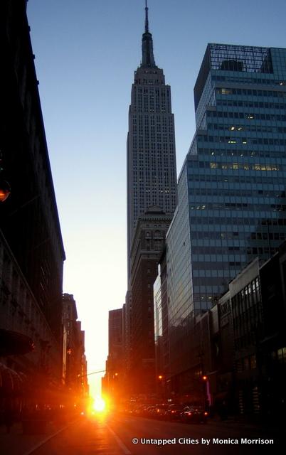 Manhattanhenge 2014 Edition Returns Tonight And Tomorrow
