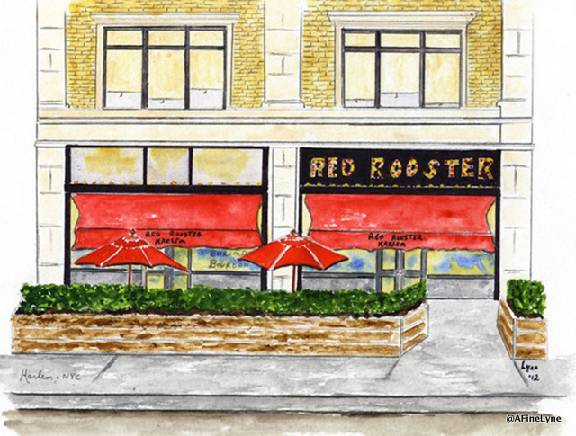 The Red Rooster located at 310 Lenox Avenue