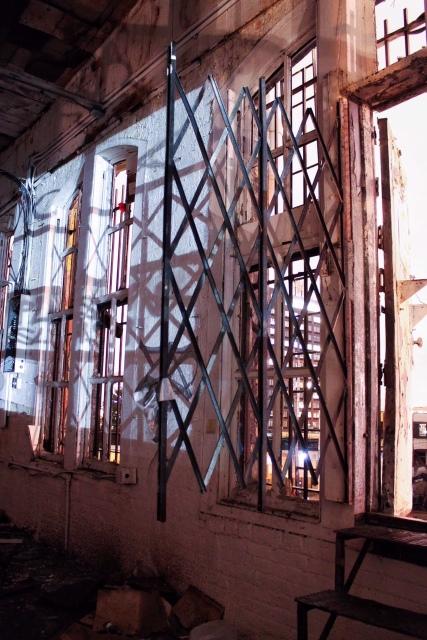 5Pointz-Interior Demolition-Rooftop-StreetArt-Long Island City-Queens-Urban Exploration-NYC-Fall 2014-012