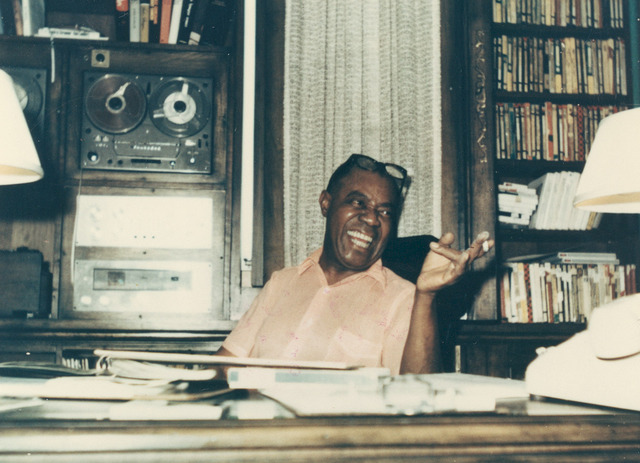 The Secret Reefer Tapes of Louis Armstrong at the Louis Armstrong Museum