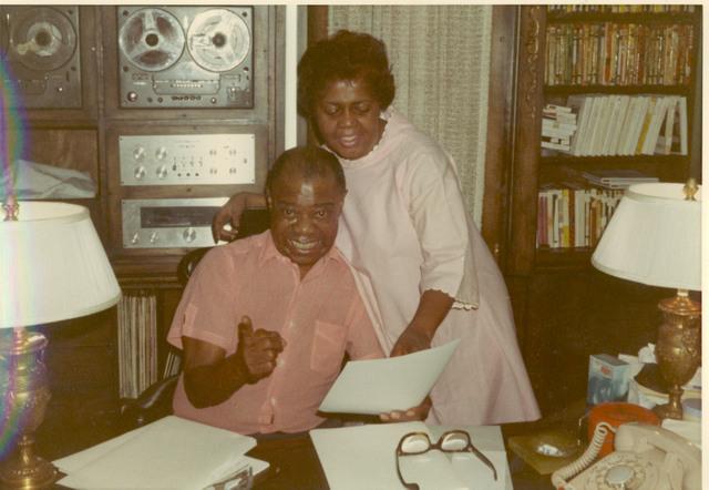 Louis Armstrong-Secret Reefer Marijuana Tapes-Louis Armstrong Museum-3