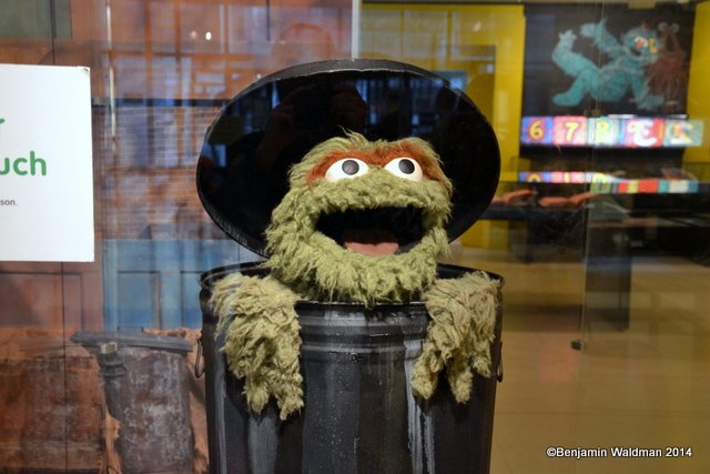 From Sesame Street to Broadway: On Display at the New York Public Library for the Performing Arts