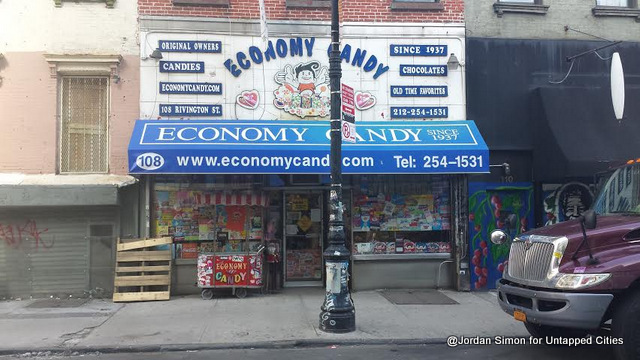Economy Candy, the Oldest Candy Store In New York City