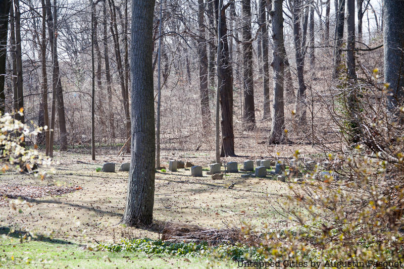 quaker cemetery, one of the secrets of new york city