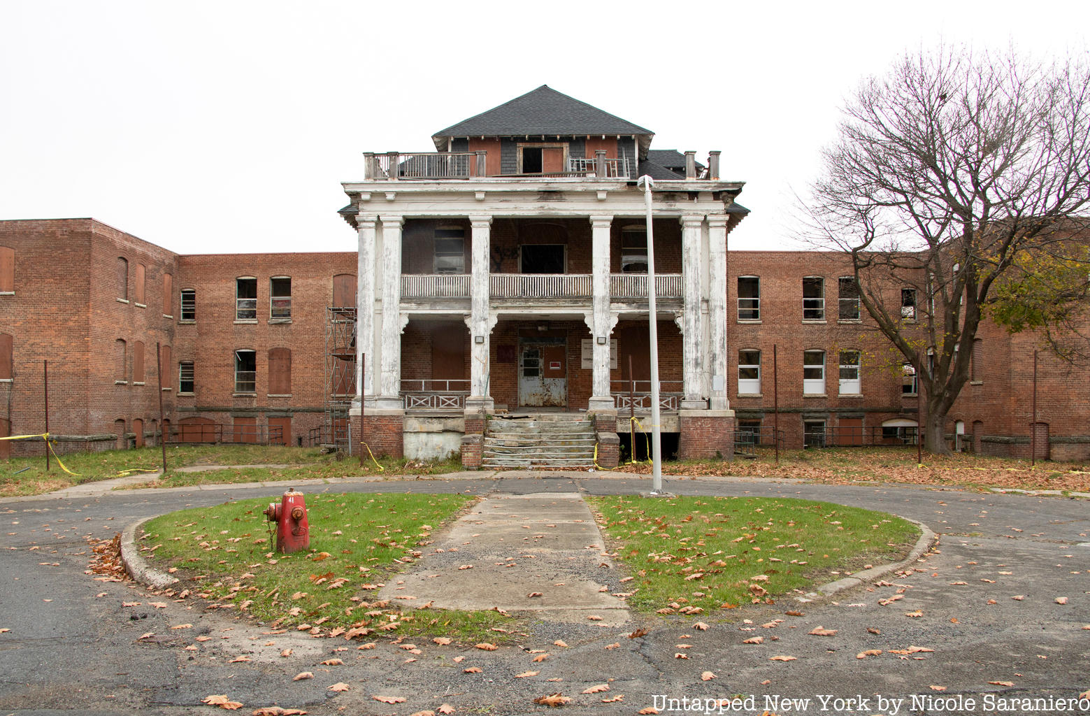 6 Abandoned Asylums and Hospitals in the NYC Region