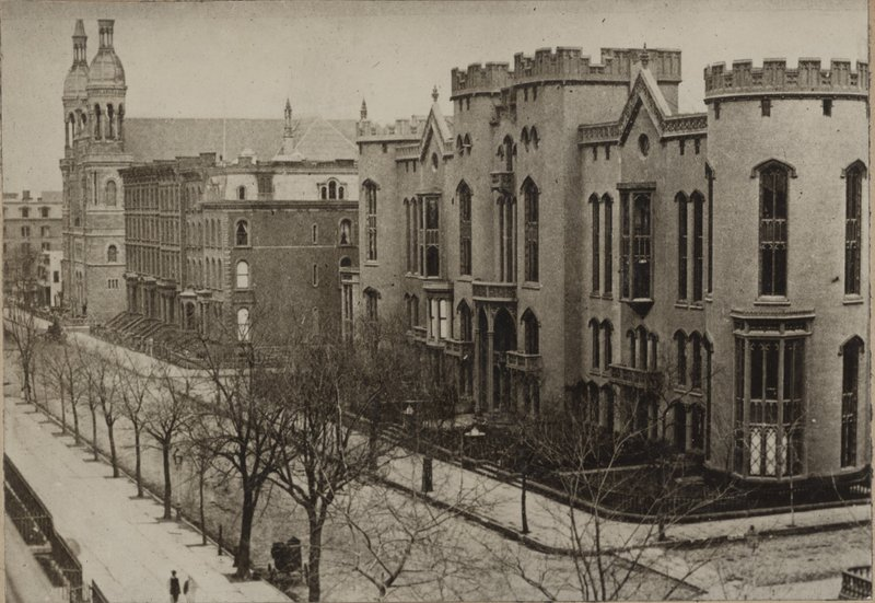 NYC's Forgotten Rutgers Female College on 5th Avenue, Harlem and Lower East Side