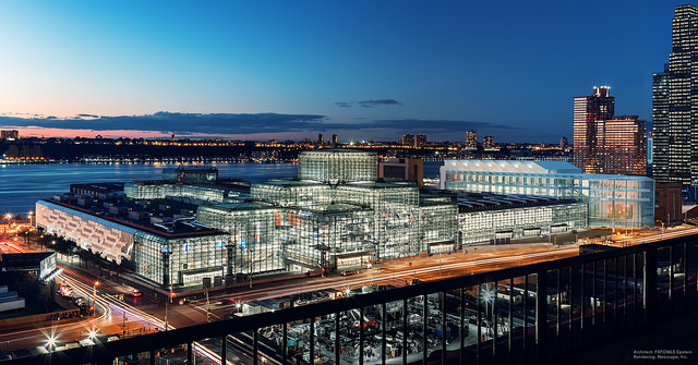 Plans for Javits Center Expansion Include Building The Largest Ballroom In The Northeast