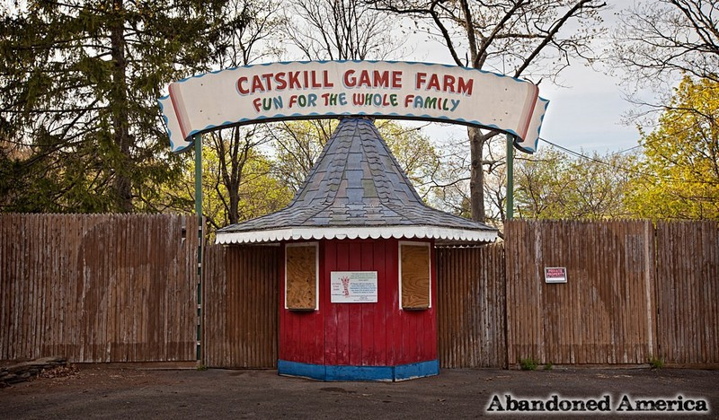 Catskills Game Farm-Matthew Christopher-Abandoned America-NYC-008