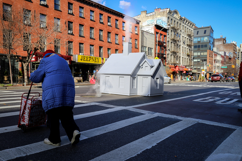 Smokers-Installation-Mark Reigelman-Steam System-Vents-NYC Streets-3