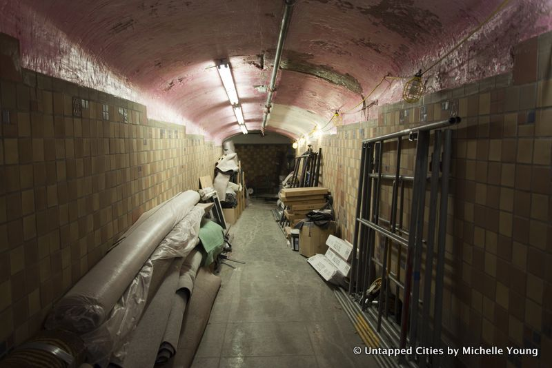 New Yorker Hotel-Secret Tunnel-Basement-Subway-34th Street-NYC_11