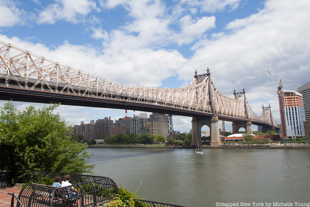 The Top 10 Secrets of the Queensboro Bridge in NYC