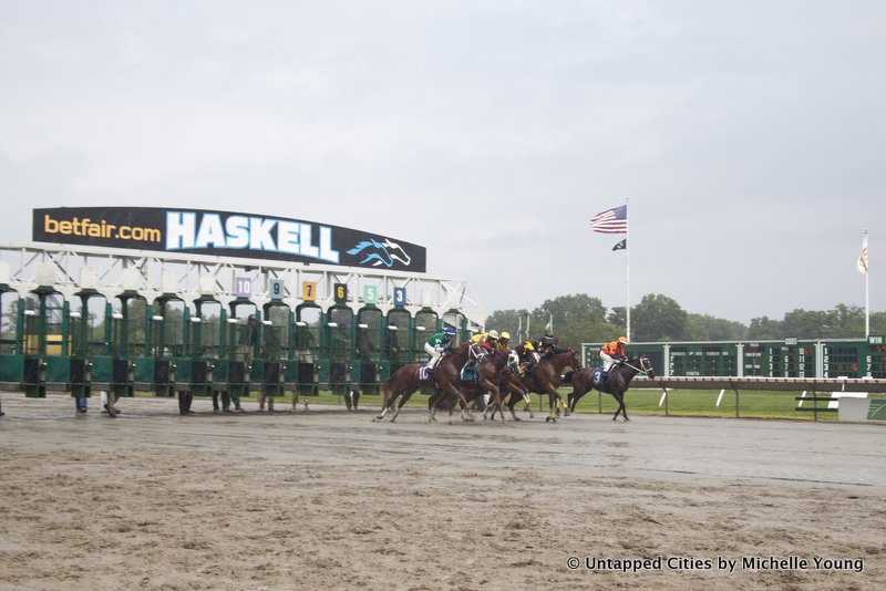 A Day at the Races: Behind the Scenes at Monmouth Park Racetrack for the Haskell Invitational