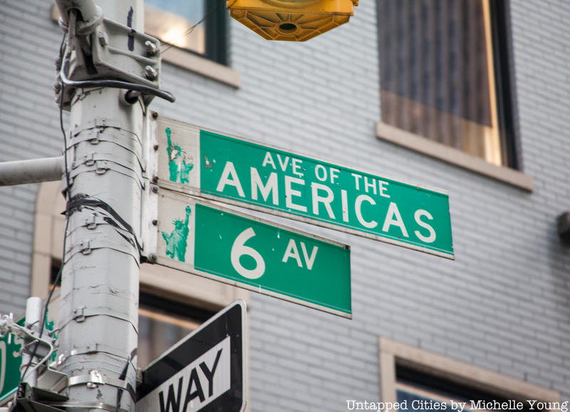 10 Spots that Celebrate the Spirit of the Avenue of the Americas on 6th Avenue