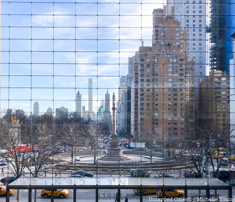 The Top 10 Secrets of Columbus Circle in NYC