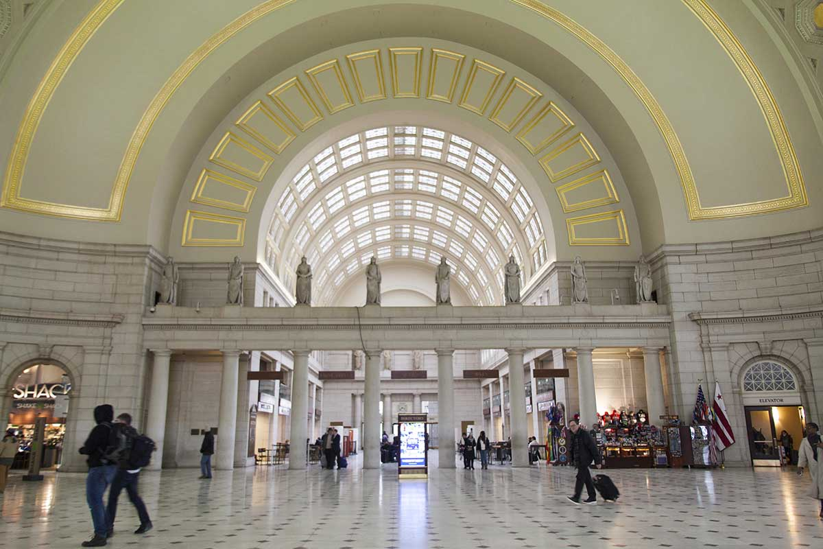 Inside the Restoration of Washington D.C.'s Historic Union Station