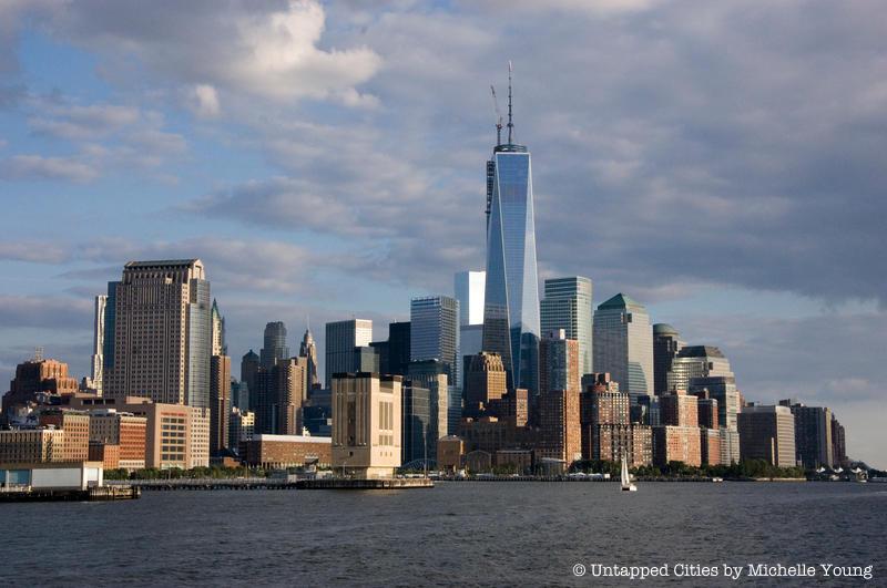 Hudson River Secrets-1 WTC-Lower Manhattan-NYC-2