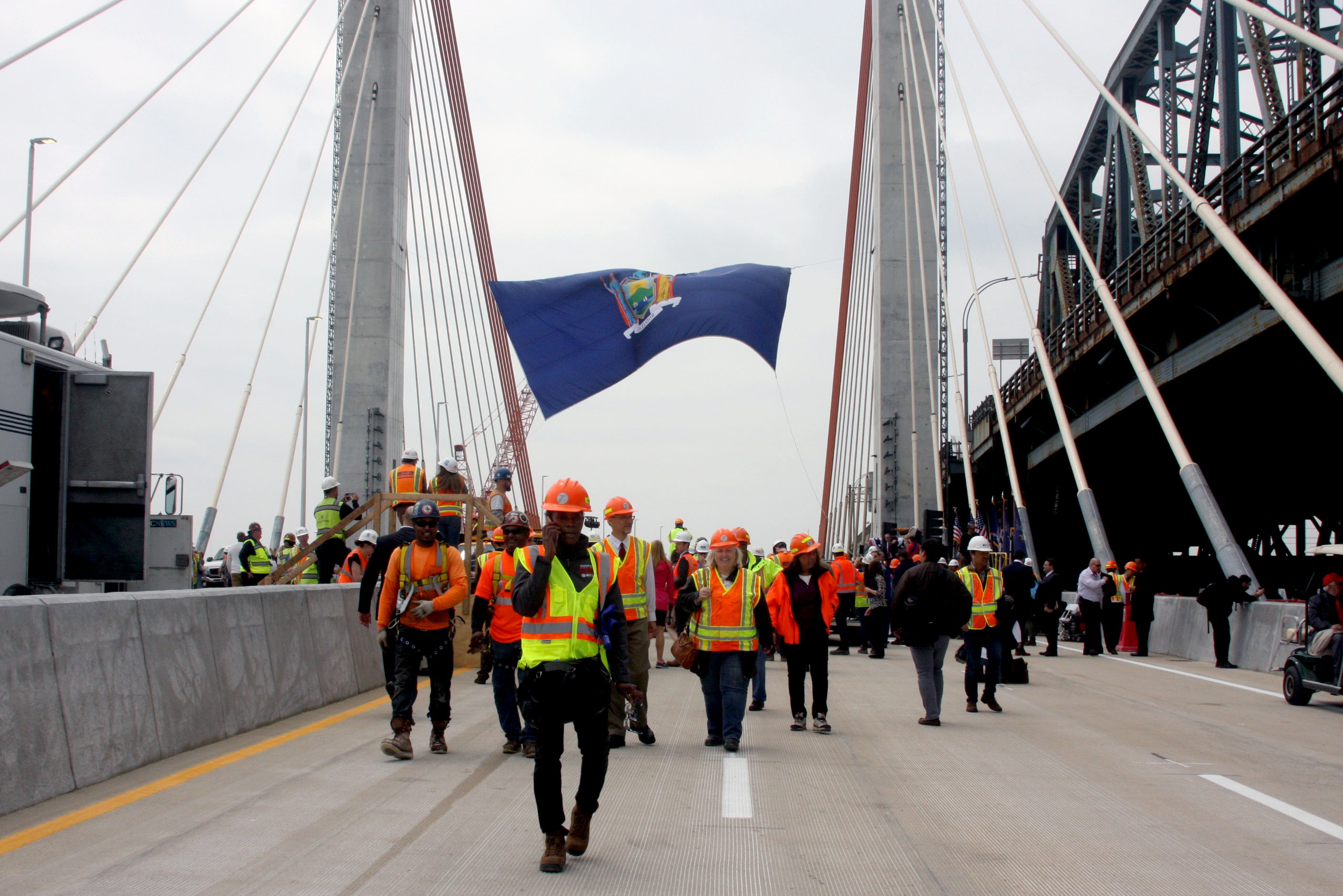 10 Fun Facts About the New Kosciuszko Bridge Between Brooklyn and Queens