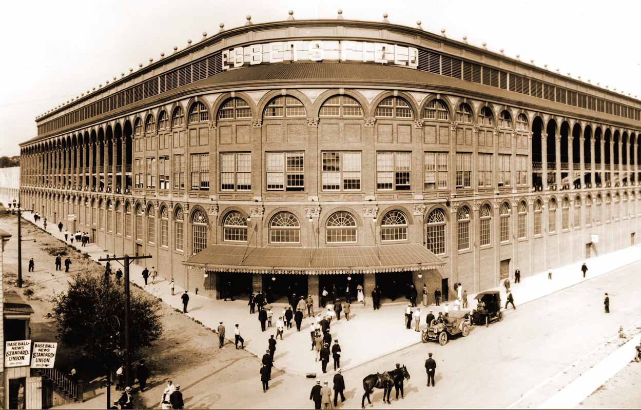 8 of NYC's Lost Baseball Stadiums