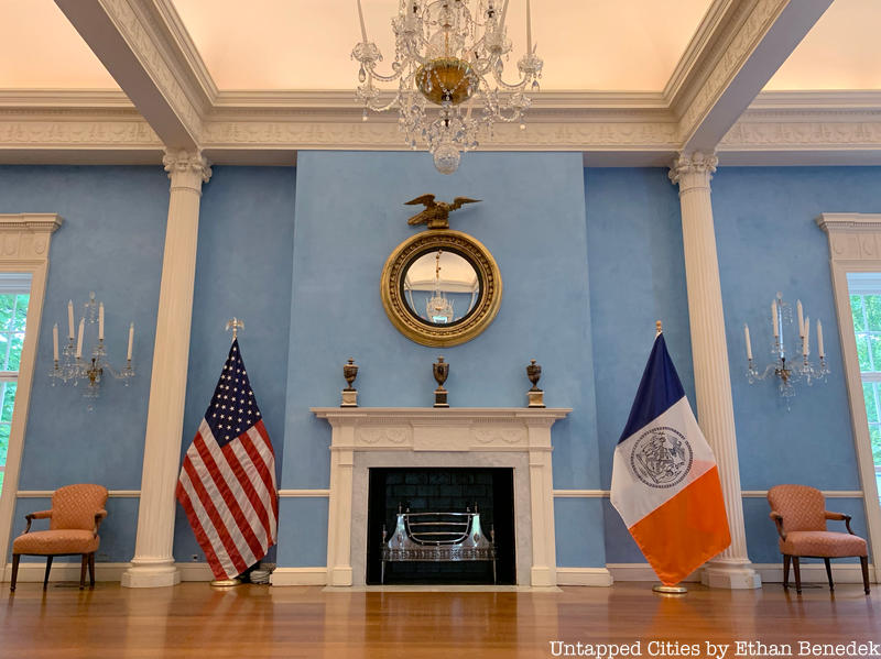 Gracie Mansion interior