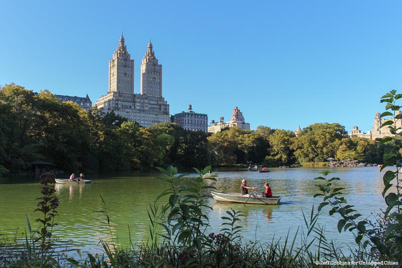 San Remo in CEntral Park by Emery ROth