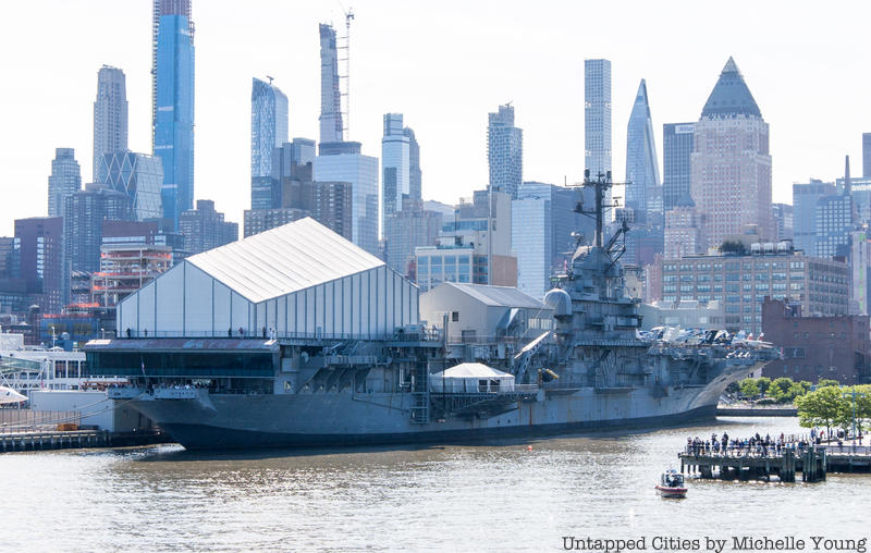 The Top 10 Secrets of the USS Intrepid Museum in NYC