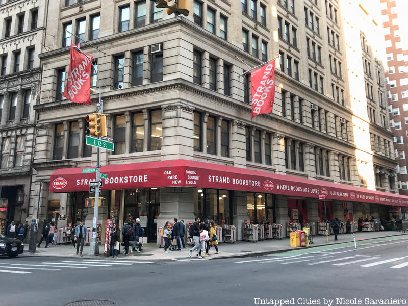 The Top 21 Secrets of the Strand Bookstore in NYC
