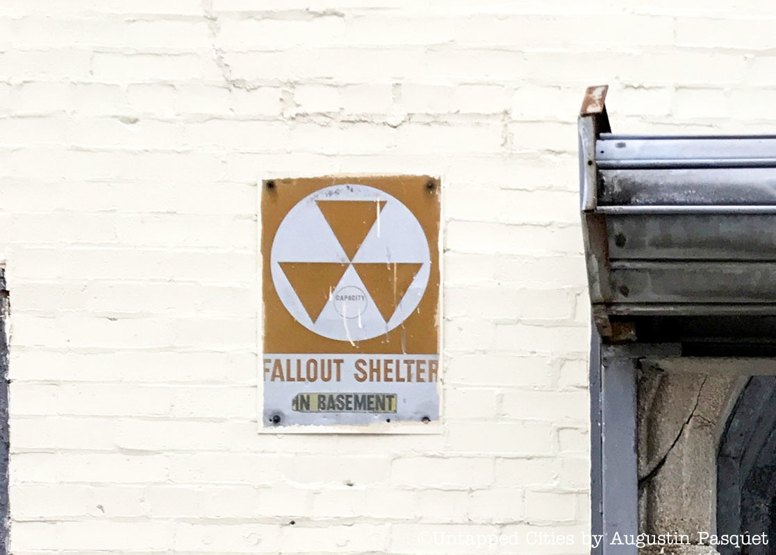 NYC Fun Facts: Former Nuclear Fallout Shelters Are Scattered Around NYC From the Cold War