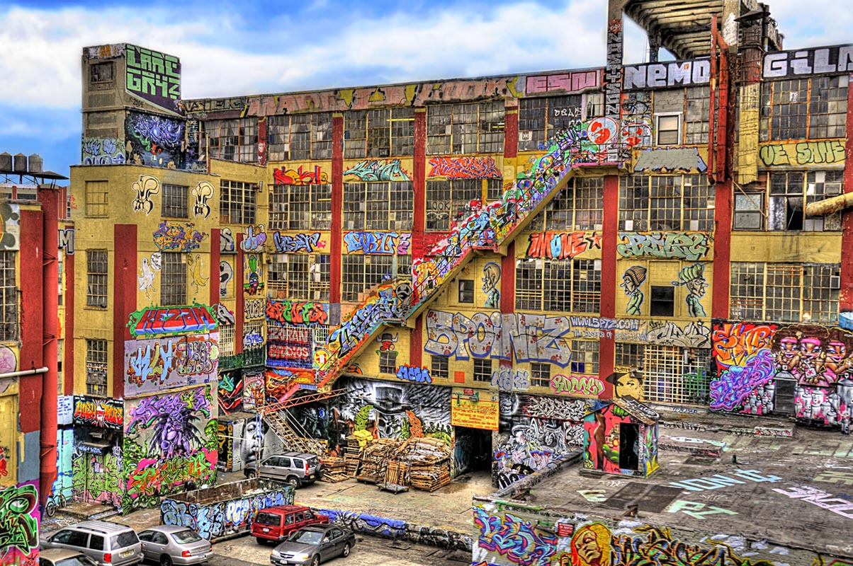 Judge Rules that Developer Must Pay $6.7M to 5Pointz Graffiti Artists