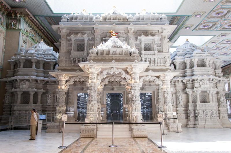 Daily What?! The World's Largest Hindu Temple is in New Jersey