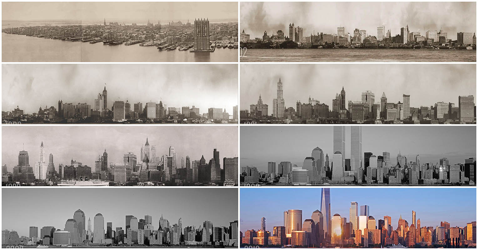 See NYC's Changing Skyline at New Skyscraper Museum Exhibition