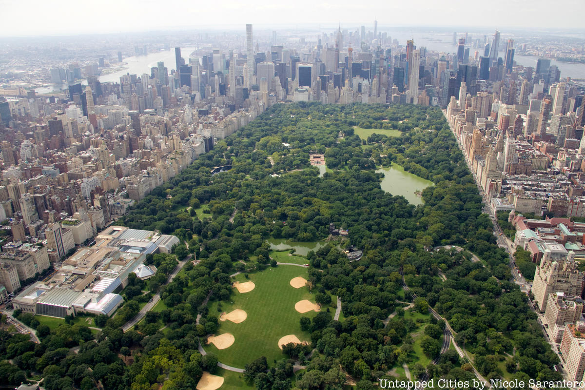 5 NYC Parks That Are Larger Than Central Park